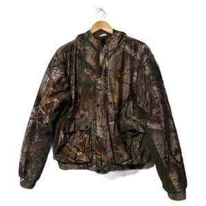Real Tree Extra Hunting Jacket size small